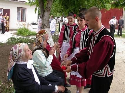 Gagauz-children