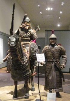 mongol armour