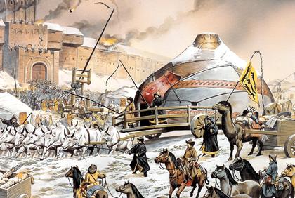 mongol-attack