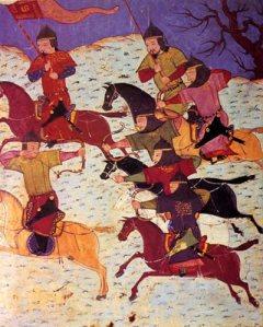 MongolCavalrymen