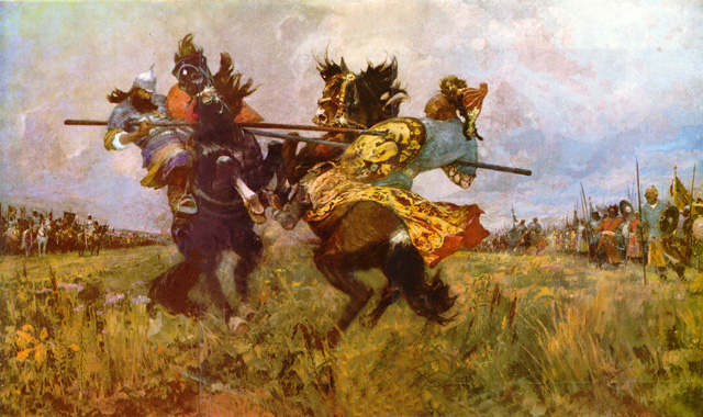 """mongol yoke impact on russias development The historical difficulties with the mongol invasion of russia  few believe that there was ever a """"mongol yoke"""" over the russian  development around 1211 ."""