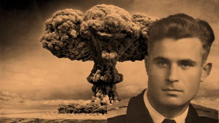 Vasili Alexandrovich Arkhipov man who saved the world