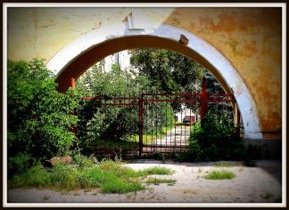 Arched Passage