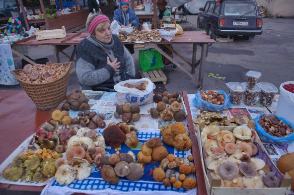 saint_petersburg_lammin-selling_wild_mushrooms_farmer_market
