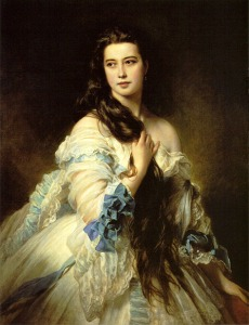 Winterhalter,_Franz_Xaver_-_Barbara_Dmitrievna_Mergassov_Rimsky-Korsakova_-_1864
