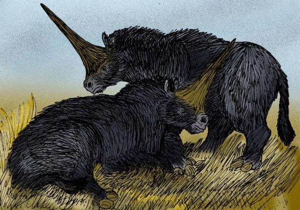 Elasmotherium sibiricum, Apokryltaros-Wikipedia