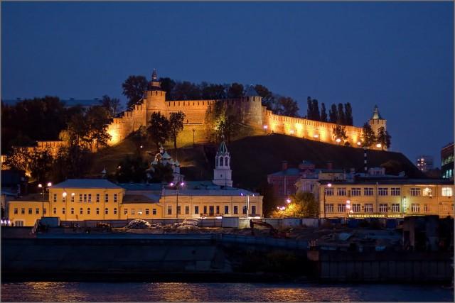 nizhni novgorod kremlin