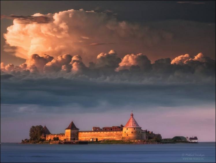 oreshek-fortress