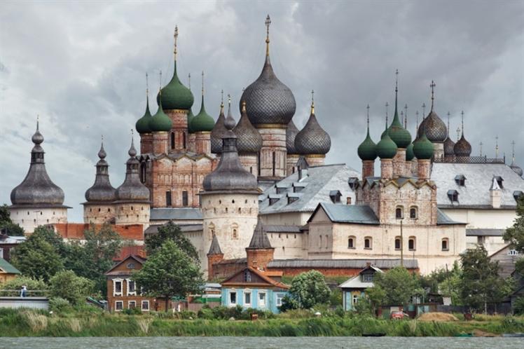 Rostov Velikiy. The Rostov kremlin