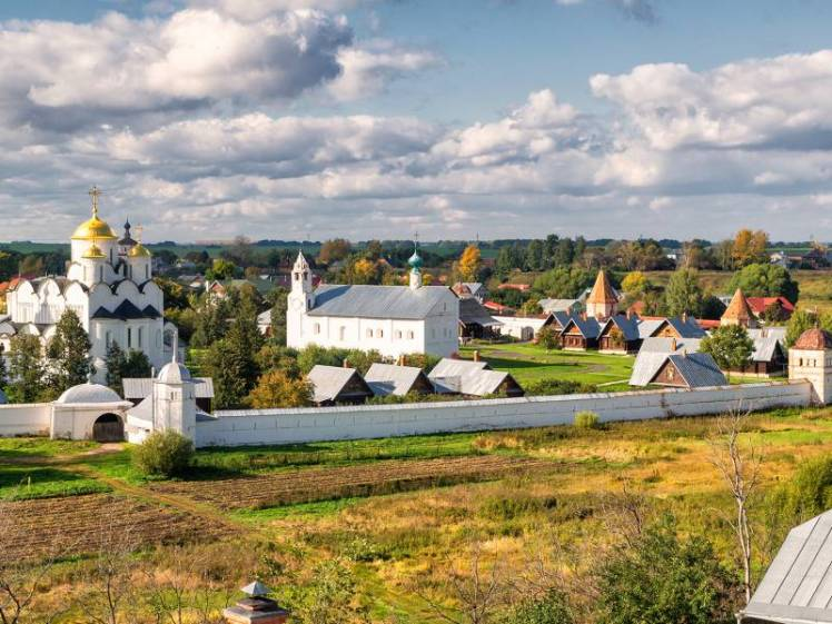 Suzdal Kremlin-4