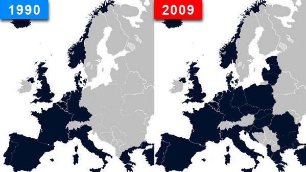 Nato Expansion since 1990