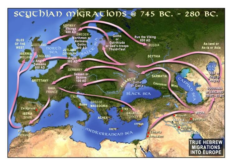 scythian-migrations