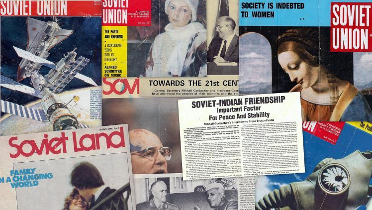 Soviet Union Collage-1-1